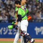 ティモンディ高岸 始泣式?のワケ 相方・前田「ベストではないけど、思い出に残る1球」